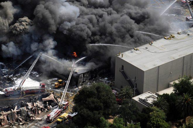 New York Times, Universal Music Group'taki yangın nedeniyle meydana gelen kayıpları raporlaştırdı
