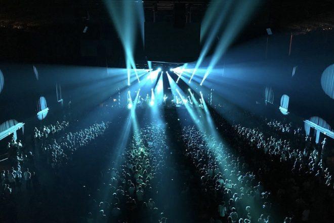 Volkswagen Arena Ocak 2021'de Hyper Electric Pulse festivaline ev sahipliği yapacak